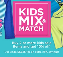 Kid's Mix & Match Sale