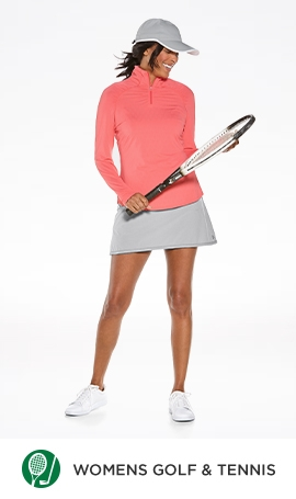 Women Shop By Activity - Golf & Tennis