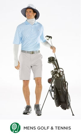 Men Shop By Activity - Golf & Tennis