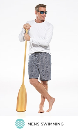 Men Shop By Activity - Swimming