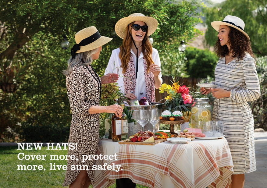 Sun Hats UPF 50 Protection  Sun Protection Clothing - Coolibar d4db83e85c7