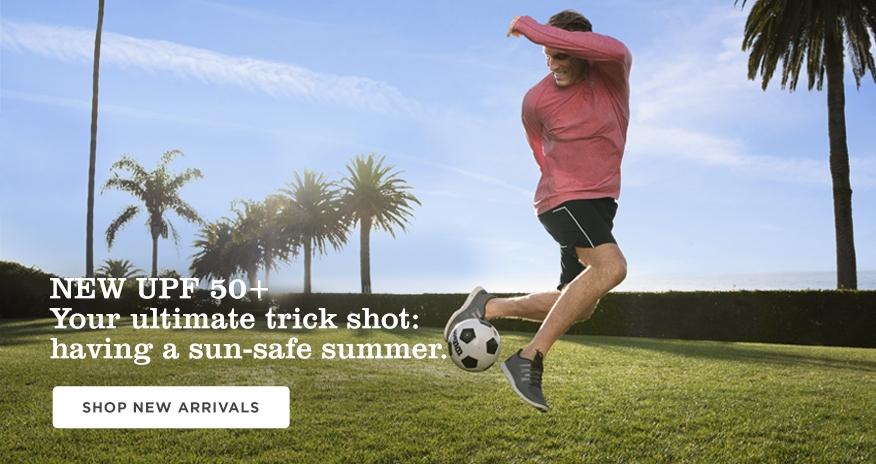 f9ac701b706 Sun Protection Beachwear for Men  Sun Protective Clothing - Coolibar ...