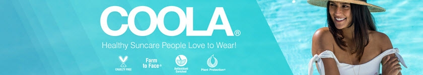 Coola - Healthy suncare people love to wear!