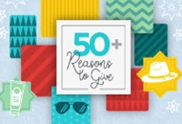 50+ Reasons To Give