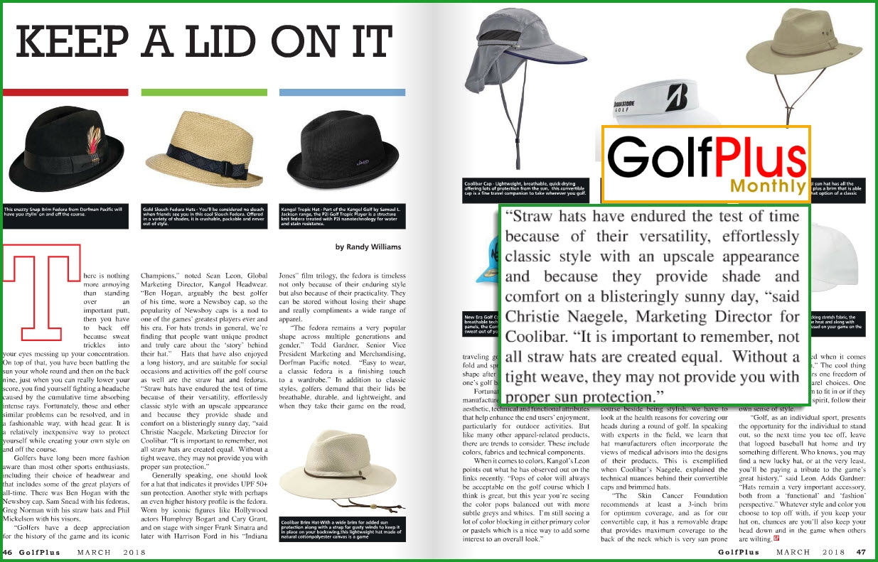 Golf Plus Monthly full