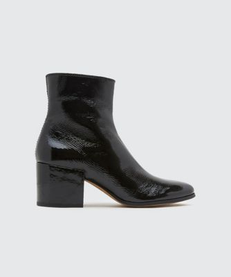 MAUDE BOOTIES BLACK
