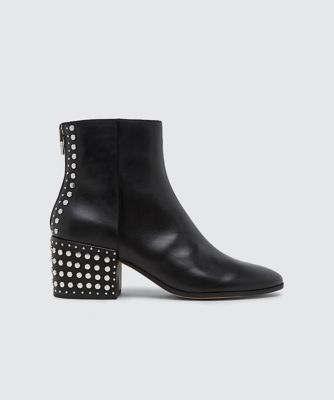 MAZEY BOOTIES BLACK