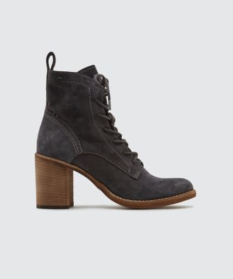 ROWLY BOOTIES ANTHRACITE