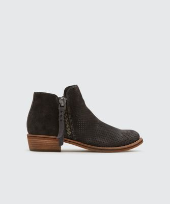 SEVI BOOTIES ANTHRACITE