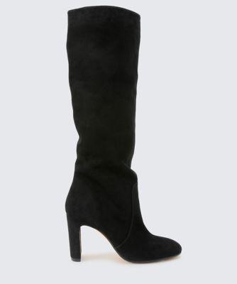 Dolcevita boots coop black side