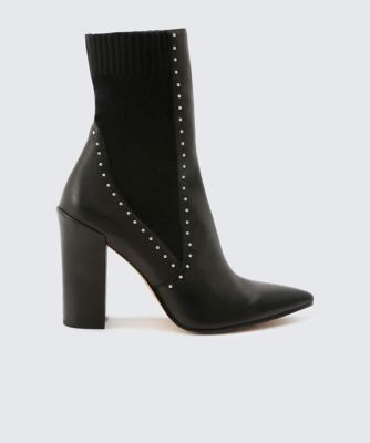 Dolcevita boots echo black side