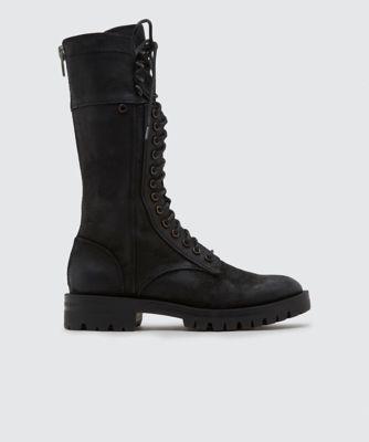 WARD BOOTS BLACK