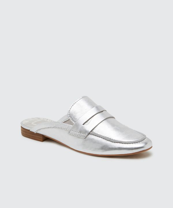 CYBIL LOAFER MULES
