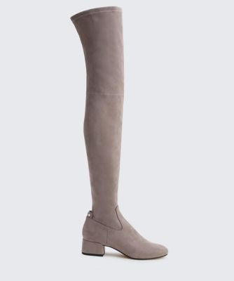 JIMMY OVER-THE-KNEE BOOTS BLUSH