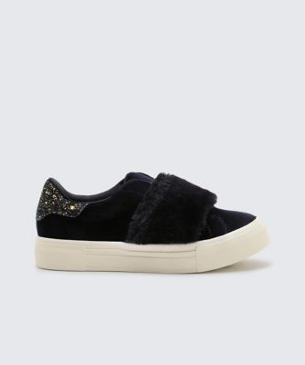 Dolcevita sneakers caisi black side