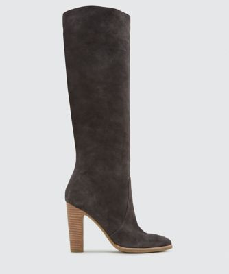 CELINE BOOTS ANTHRACITE