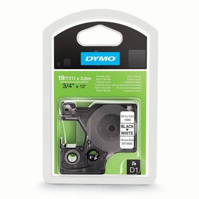 D1 Nylon labels 19mm