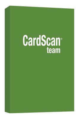 CardScan<sup>®</sup> Team License Software, 1 User