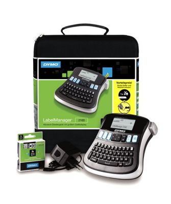LabelManager™ 210D Koffer