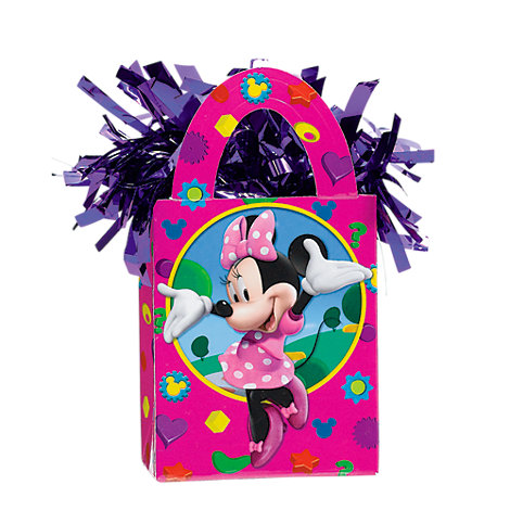 Contrapeso para globo, Minnie