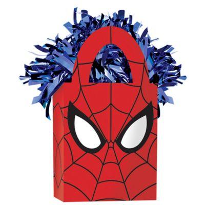 Contrapeso para globo, Spider-Man