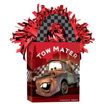 Peso per palloncini Disney Pixar Cars