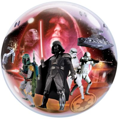 Star Wars - Luftballon in Seifenblasenoptik