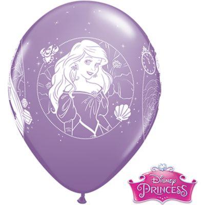 Disney Prinsesse balloner, pakke med 6 stk.
