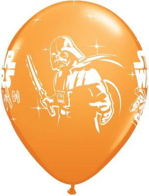 StarWars ballonger, 6-pack