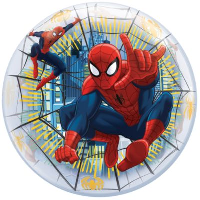 Spiderman bubbelballong