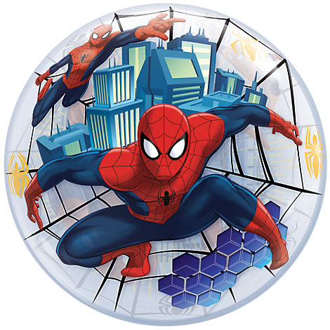 Globo burbuja de Spider-Man