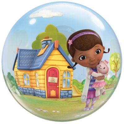 Ballon bulle Docteur La Peluche