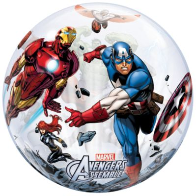 The Avengers - Luftballon in Seifenblasenoptik