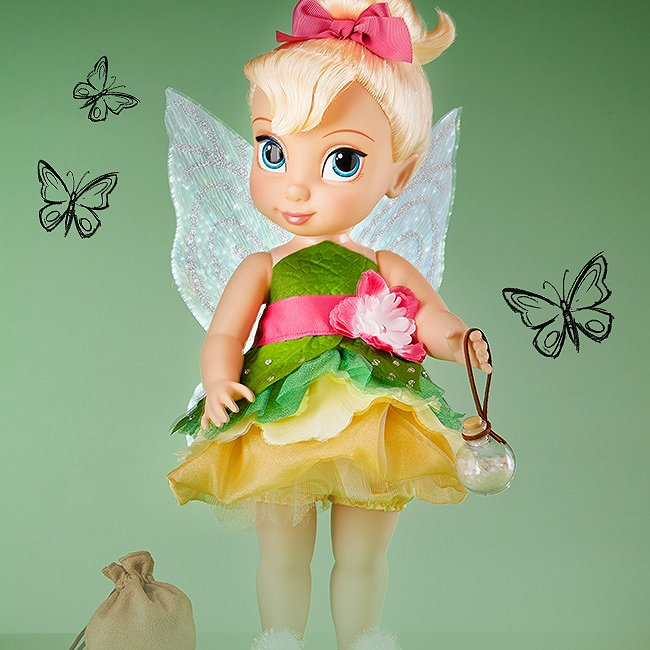 NEW Special Edition Tinkerbell Animator