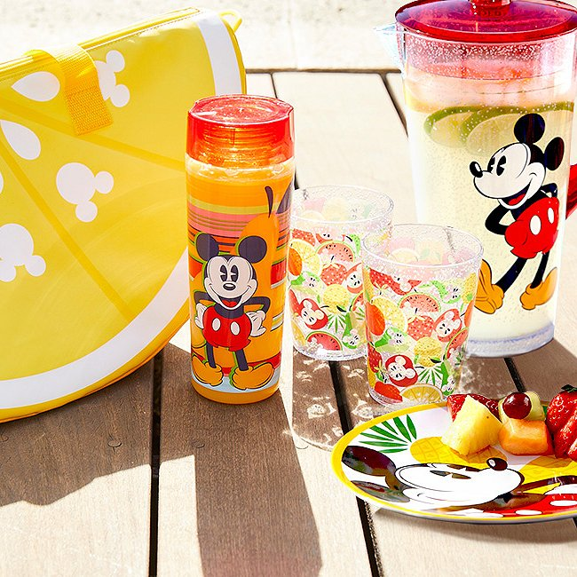 Mickey Summer Fun Picnic Range