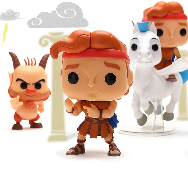 NEW Disney POP Characters