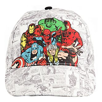 Casquette Marvel Comics pour adultes Disneyland Paris