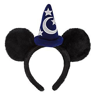 Serre-tête oreille Mickey Mouse Apprenti Sorcier pour adultes Disneyland Paris