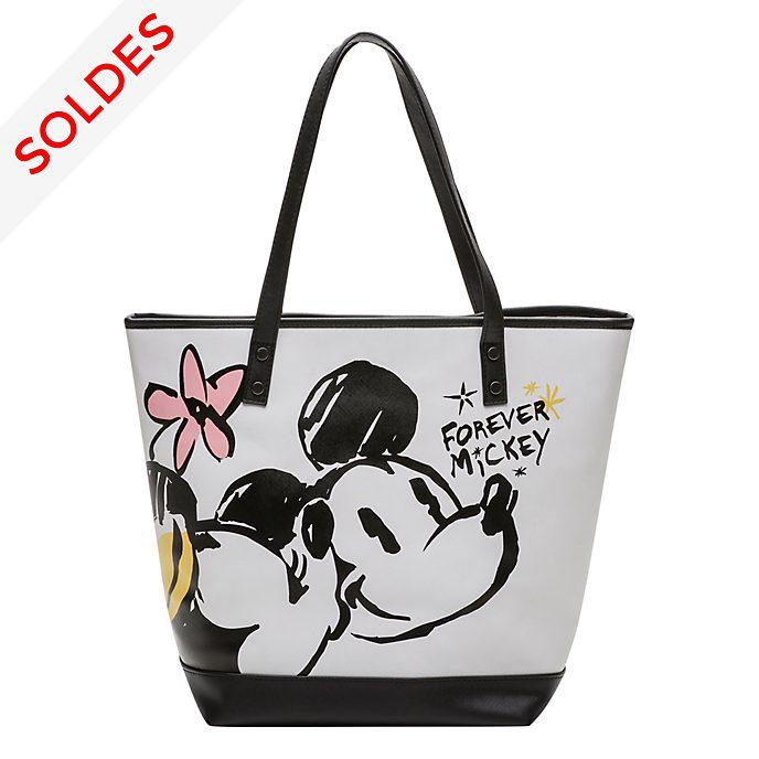 Disneyland Paris Sac fourre-tout Mickey et Minnie