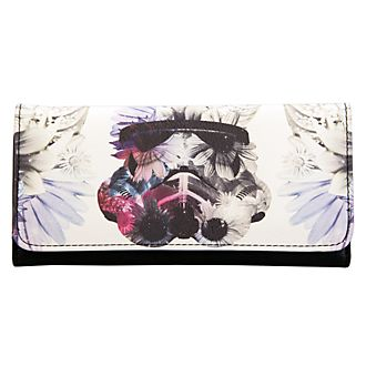 Loungefly Floral Stormtrooper Wallet