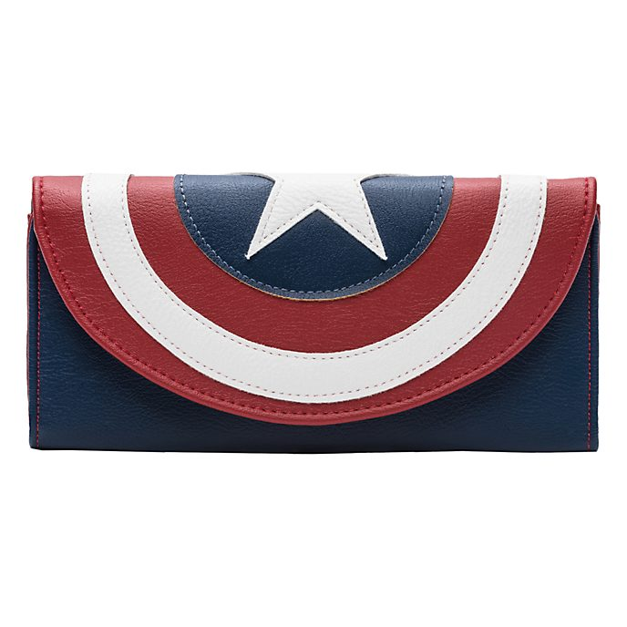 Loungefly Captain America Wallet