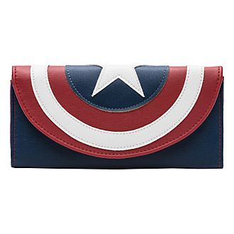 Porte-monnaie Captain America Loungefly