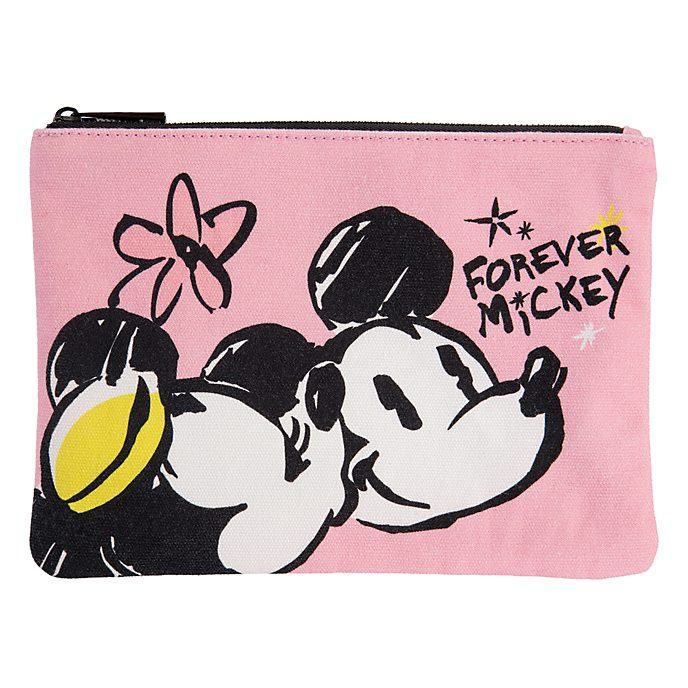 Disneyland Paris Trousse de toilette Mickey et Minnie