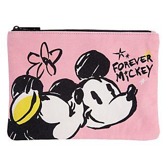 Disneyland Paris Mickey and Minnie Wash Bag