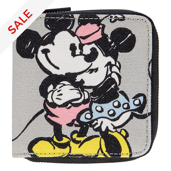 Disneyland Paris Mickey and Minnie Wallet