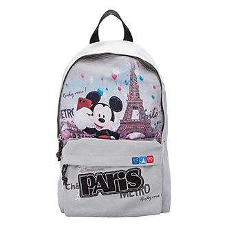 Disneyland Paris Mickey Mouse Artwork Backpack