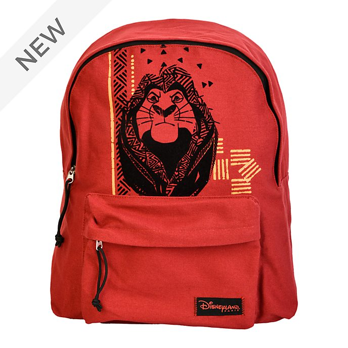 Disneyland Paris Mufasa Backpack, The Lion King