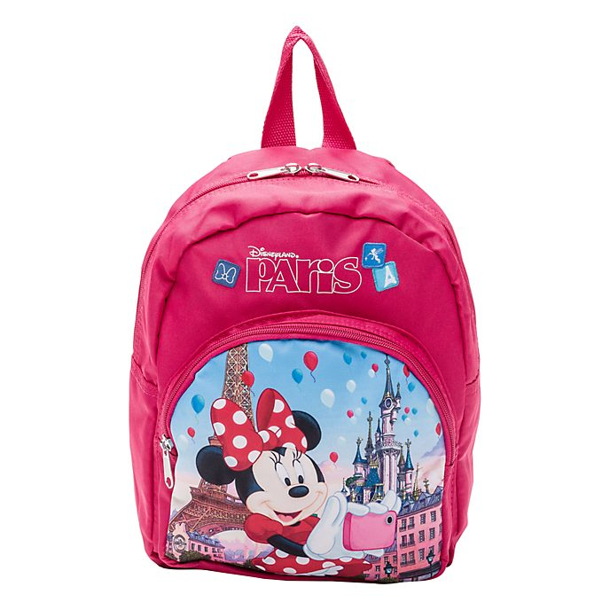 Disneyland Paris Minnie Mouse Backpack