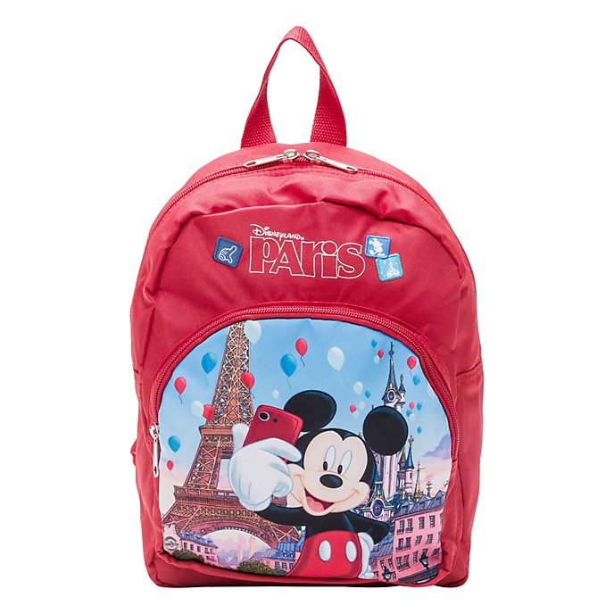e702caab811 Disneyland Paris Mickey Mouse Backpack