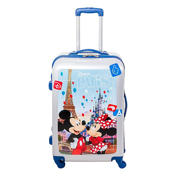 Valise roulante Disneyland Paris